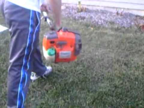 Husqvarna 326LS 2-Stroke Gas Powered Trimmer Weed Wacker Weedeater