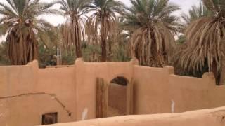 DESERT ALGERIEN - MON VOYAGE A BECHAR الصحراء الجزائرية) ولاية بشار)