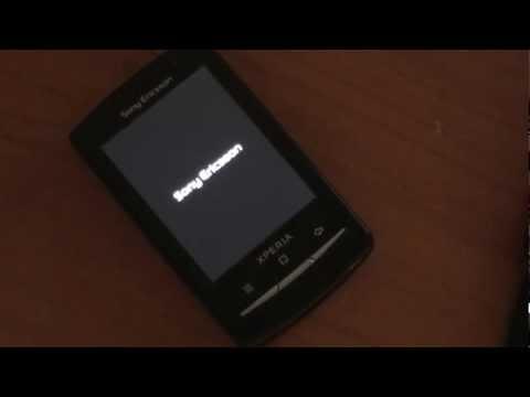 SE (Sony Ericsson) XPERIA X10 Mini Pro - Brick