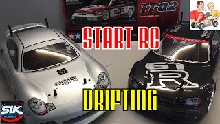 Begin your RC Drift car hobby plus Mission D unboxing - StupidfastRC
