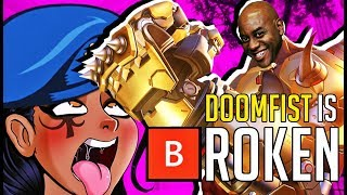 Overwatch - Doomfist Broke