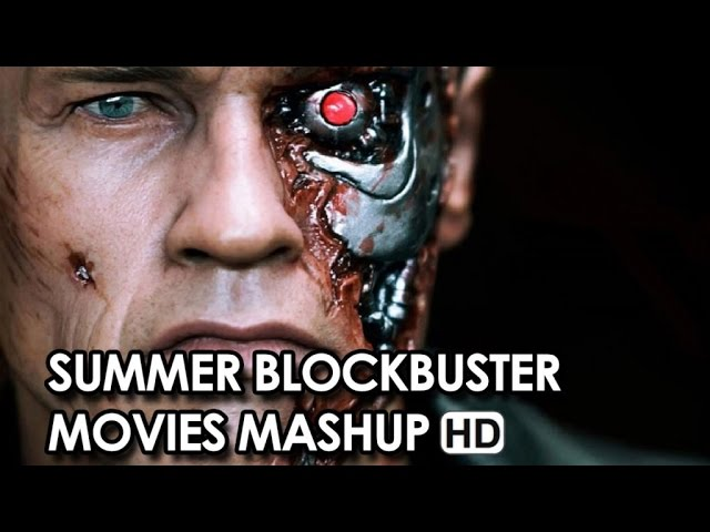 SUMMER BLOCKBUSTER MOVIES Mashup (2015) HD