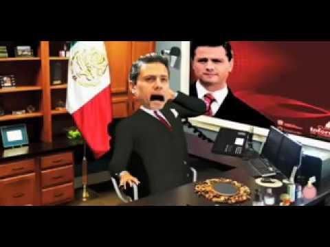 Los pinos 2012 primer dia de presidente de peña nieto