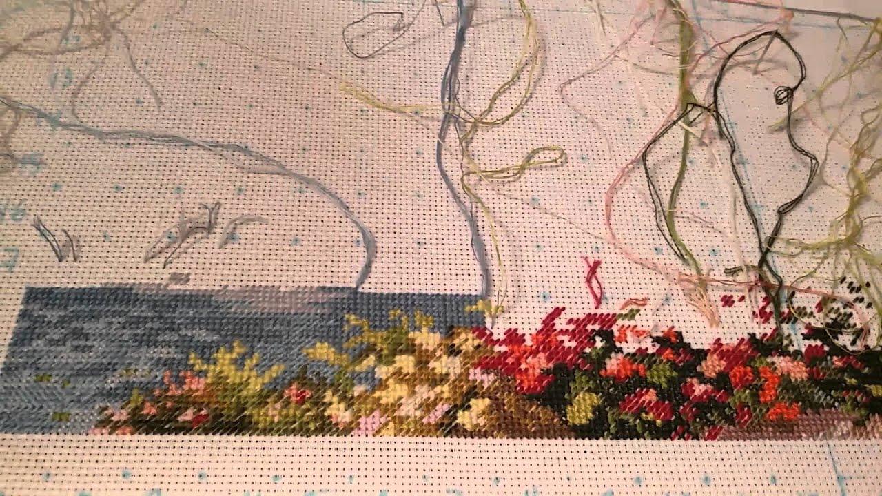 Набор для вышивания Алиса 3-16: вышитые работы 17
