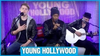 MKTO Perform Thank You & Heartbreak Holiday ACOUSTIC