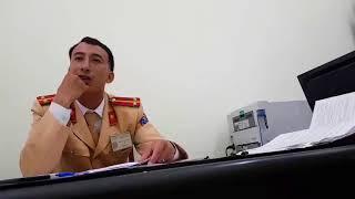 Trần Đình Sang: Làm việc với CA thành phố vĩnh yên Vĩnh Phúc | TrầnĐìnhSang