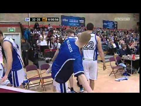 26/02/2012 Durham Wildcats v Mersey Tigers