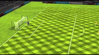 FIFA 14 Android - Venezia AS VS Sheffield Utd