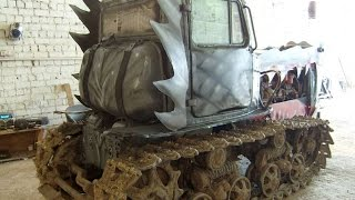 #469. Tractor Tuning [RUSSIAN CARS]