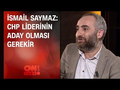 'Kılıçdaroğlu'nun cumhurbaşkanlığı için aday olması gerekir'