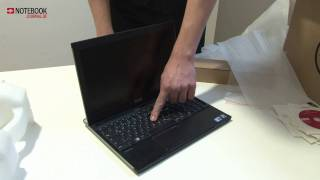 Dell Vostro V130 unboxing video