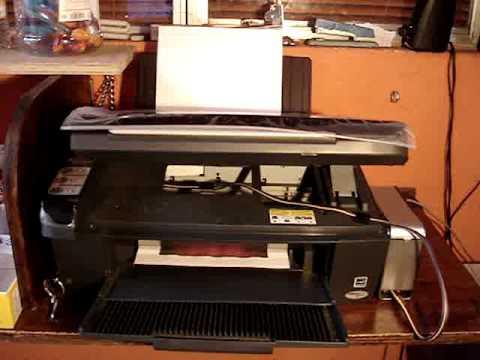 Epson Sistema de tinta
