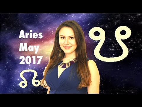 ARIES May 2017 Horoscope. The start of NEW Karma! North Node in Leo predictions till 2019!!