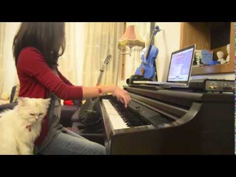All Of Me- by John Legend ~Nadia Dandachi piano cover