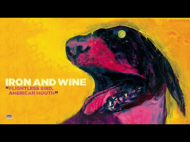 Iron amp Wine - Flightless Bird, American Mouth