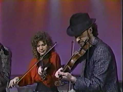 Allstar Jam - Frets Music Awards 1988 - Grisman, Bush, Fleck, O'Connor, Douglas, Krauss