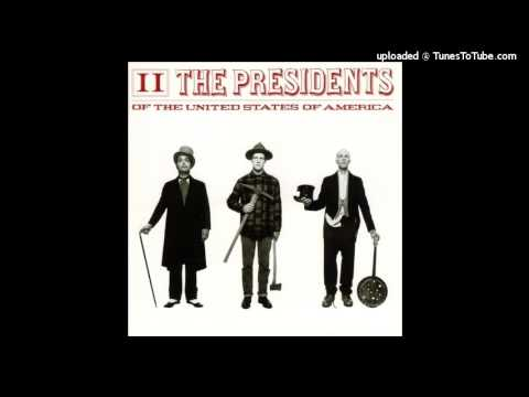 Presidents Of The United States Of America - Supermodel