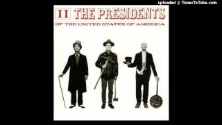 Watch Presidents Of The United States Of America Supermodel video