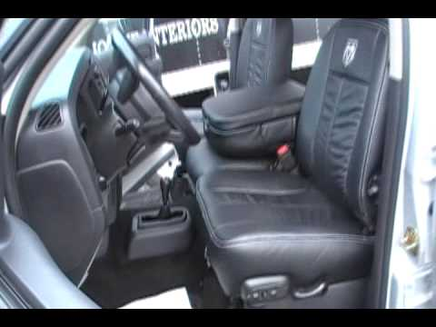 Dodge Ram Leather Seats With Heaters From Roadwire Youtube