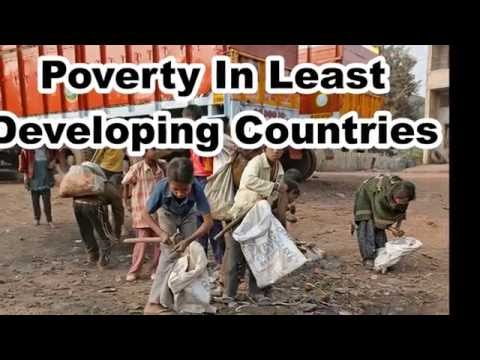 Poverty In Least Developing Countries