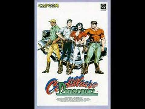 cadillacs and dinosaurs game download. Cadillacs and Dinosaurs OST
