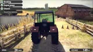 Farm Mechanic Simulator 2015 Gameplay PC HD 1080p