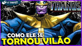 THE RISE OF THANOS: COMPLETE HISTORY
