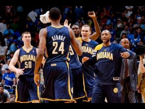 Indiana Pacers Top 10 Plays of the 2012 Season