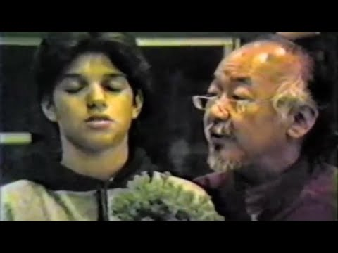The Karate Kid - 1983 Full Rehearsal Movie (with Added Score)