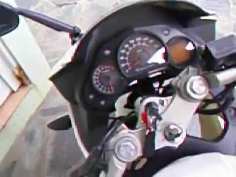 Gilera Vc 200 r con escape Yoshimura