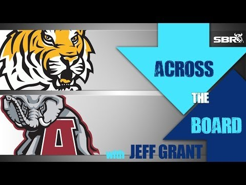 College Football Picks: LSU Tigers vs. Alabama Crimson Tide