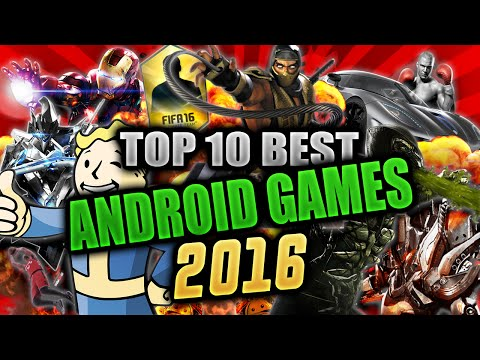 Top 10 Best HD Android Games (HIGH GRAPHICS)