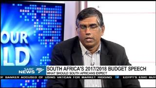 Budget 2017 Preview: Viv Govender