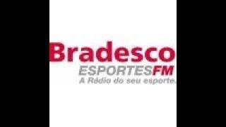 RADIO BRADESCO ESPORTES.  91 1  - RIO DE JANEIRO   (BRASIL)