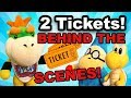 2 TICKETS BEHIND THE SCENES!!