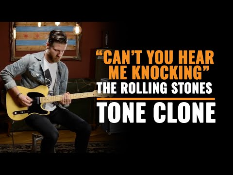 """Download Tone Clone: """"Can't You Hear Me Knocking"""" by The Rolling Stones 