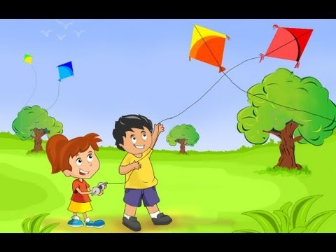 Kite Flying Festival Doodle The Kartoonist Youtube
