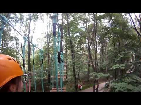 Панда Парк в Филях - Маршрут «Смелый»