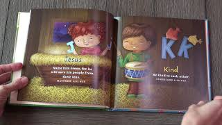 ABC Bible Verses for Little Ones By Rebecca Lutzer , Mary Eakin