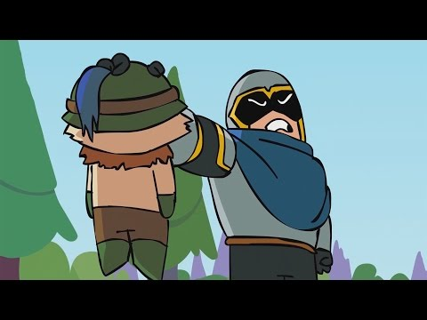 Helmet Bro: The Animated Series - The Final Teemo | League of Legends Community Collab
