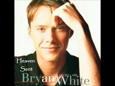 Heaven Sent by Bryan White (Album Cover) (HD)