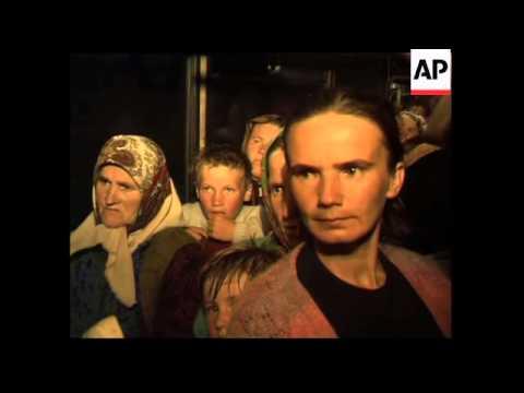 +4:3 Eyewitness to Srebrenica massacre on Mladic's war crimes trial