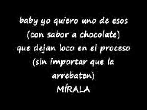 Don Omar - Sexi Robotica (letra - Lyrics) video