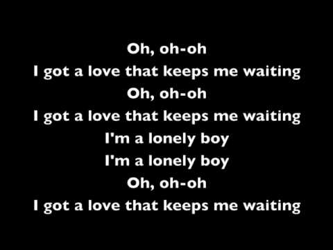 The Black Keys-lonely Boy Lyrics video