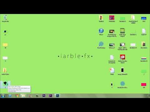 Photoshop CC - Crear imágen gif (Imágen animada)