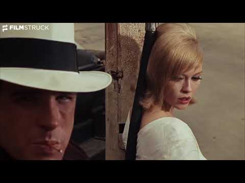 BONNIE AND CLYDE, Arthur Penn, 1967 - Drinking A Coca Cola