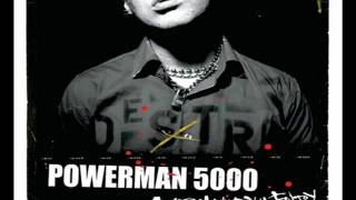 Watch Powerman 5000 Destroy What You Enjoy video