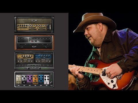 Johnny Hiland - Overdriven Blue (Waves GTR Preset)