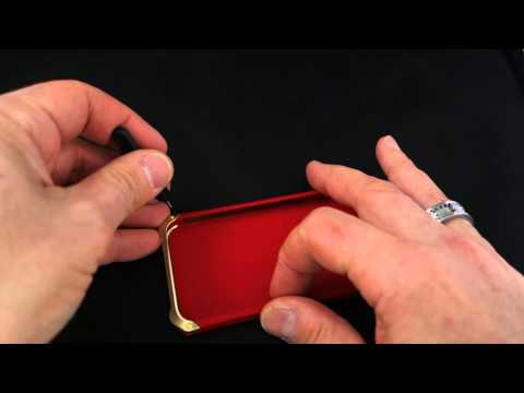 Element Case Solace Chinese New Year for iPhone 5S