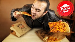 تاكل ايه من pizza hut ؟